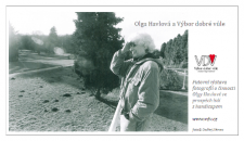 The Exhibition of photos of Olga Havel will travel around 16 towns