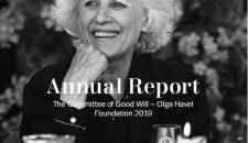Annual Report on the activities of the Committee of Good Will – Olga Havel Foundation in 2019