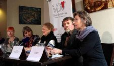 Press Conference on the occasion of the 20th anniversary of the Olga Havel Award